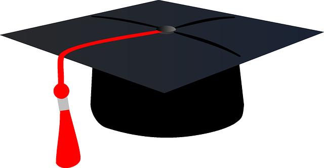 Graduierungskappe - Quelle: Pixabay