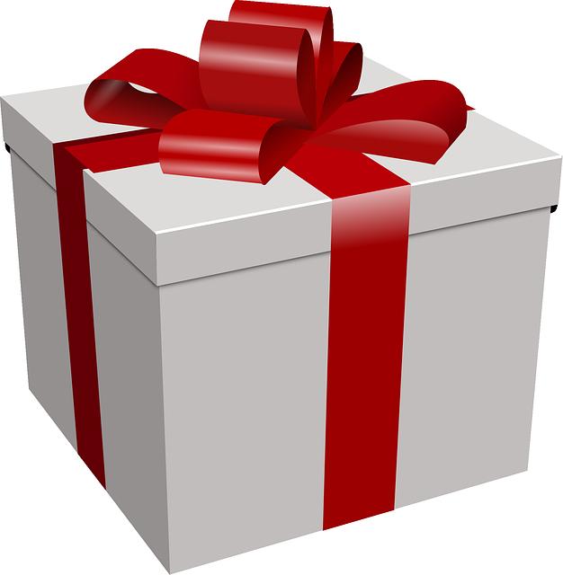 Geschenk - Quelle: Pixabay