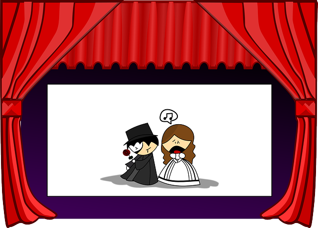 Theater - Quelle: Pixabay