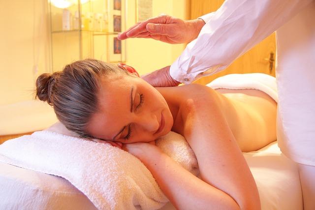 Massagen, Wellness und Entspannung - Quelle: Pixabay