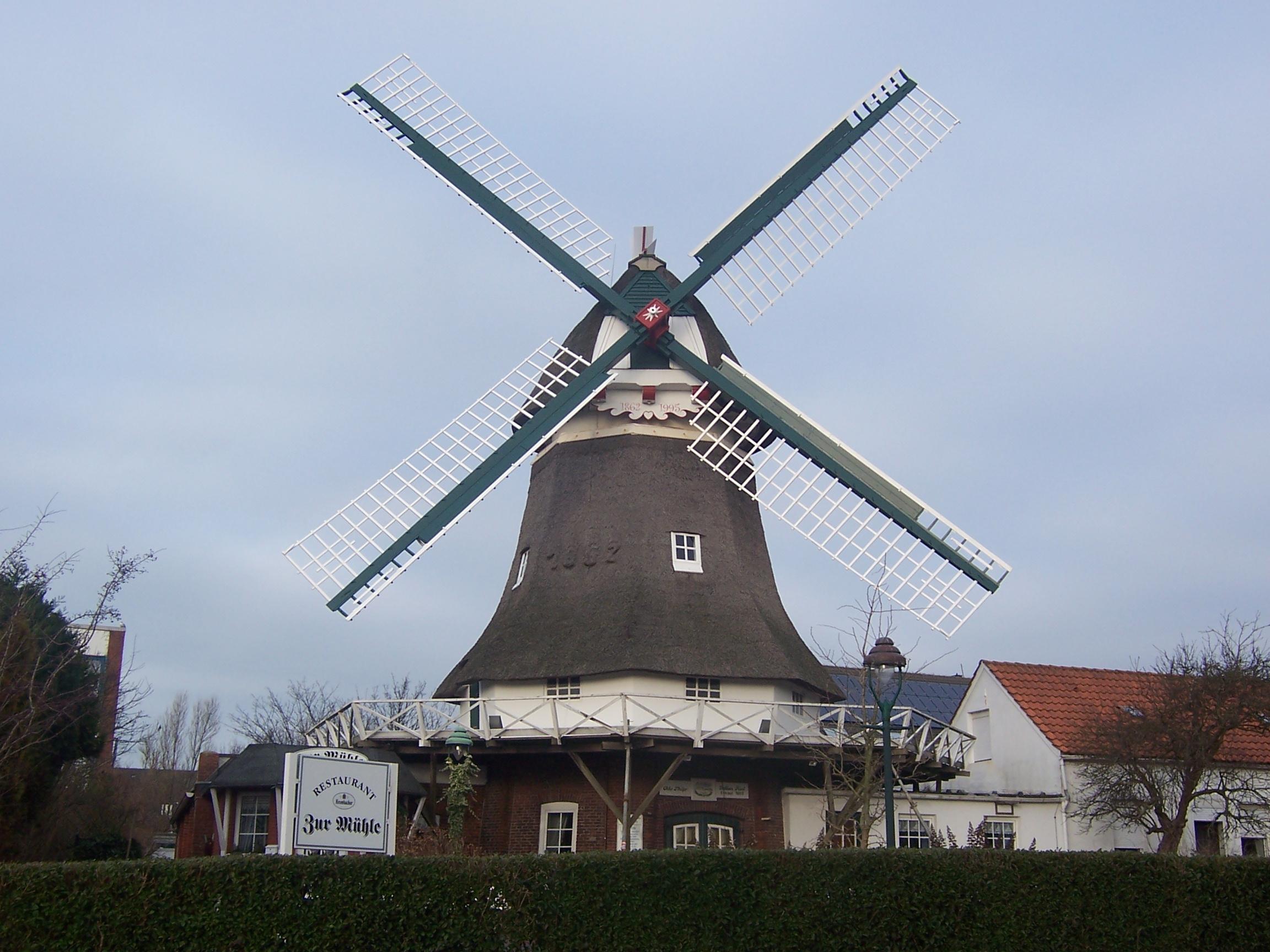 Restaurant Zur Windmühle auf Norderney - © M. Rüter