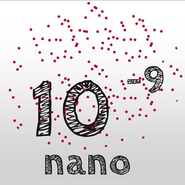 Nanoteilchen - Quelle: Pixabay