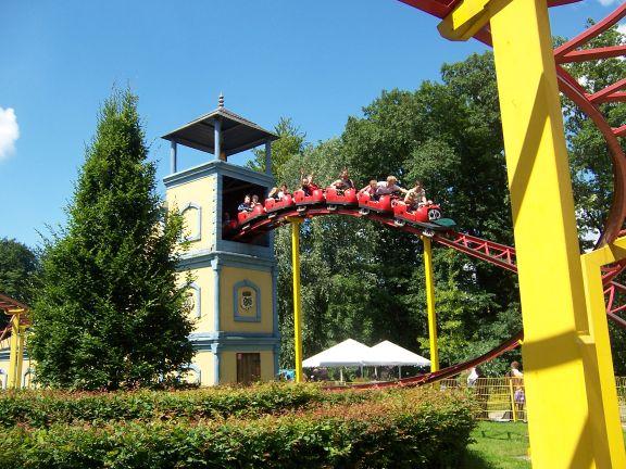Freizeitpark Schloss Beck, Bottrop ©Martina Rüter