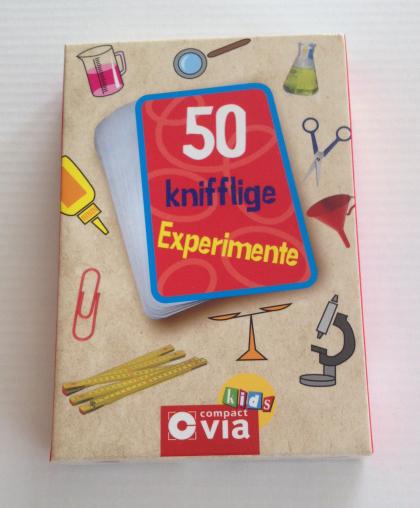 50 kniffelige Experimente