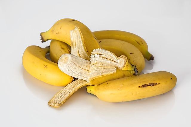 natürliche Verpackung: Bananenschalen - Quelle: Pixabay