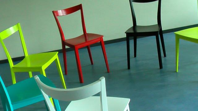 Stuhlkreisspiele für den Kindergeburtstag - Quelle: Pixabay