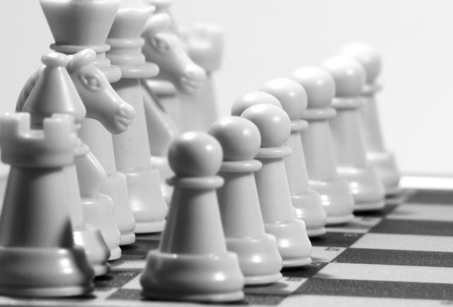 Schach, Quelle: Pixabay