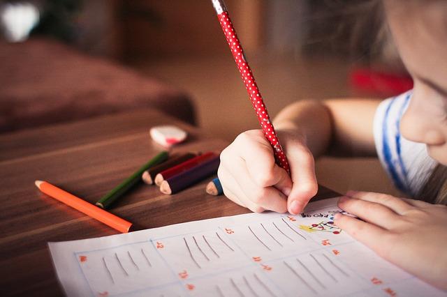 Lesen durch schreiben lernen - Quelle: Pixabay