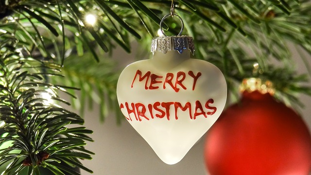 Weihnachtsgrüße: digital oder analog? - Quelle: Pixabay