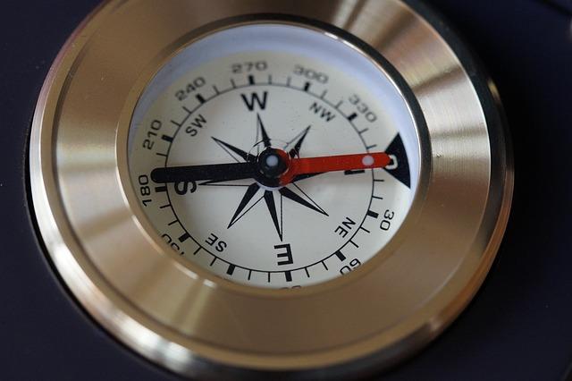 Kompass - Quelle: Pixabay