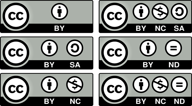 Creative Commons - Lizenzen selber festlegen - Quelle: Pixabay