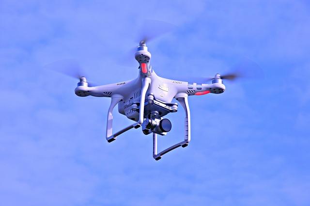 Drohne - Quelle: Pixabay