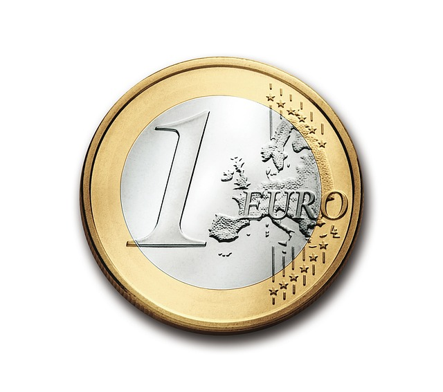 Euro-Münze - Quelle: Pixabay