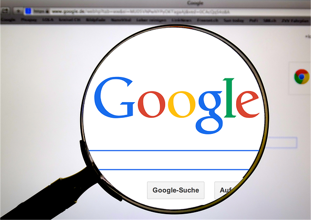 Google-Suche - Quelle: Pixabay