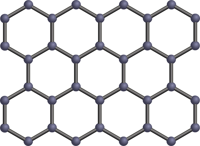 Graphen-Struktur - Quelle: Pixabay