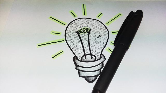 Ideen, Erfindungen, Patente - Quelle: Pixabay