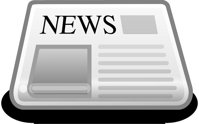 Pressemeldungen für die lokale Presse, Quelle: Pixabay