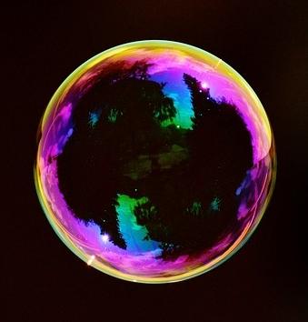 Seifenblase - Quelle: Pixabay