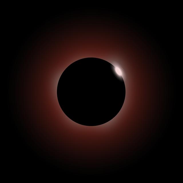 Sonnenfinsternis - Quelle: Pixabay