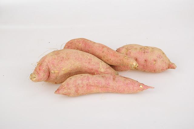 Süßkartoffeln - Quelle: Pixabay