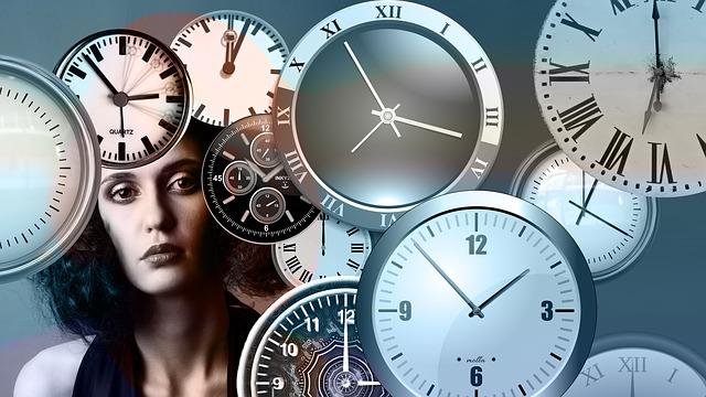 Chronobiologie - der Einfluss der inneren Uhr - Qeulle: Pixabay